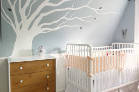 cool chevron crib bedding in nursery contemporary with best cream