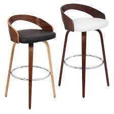 bar stools modern wood grotto mid century u2014 the kienandsweet
