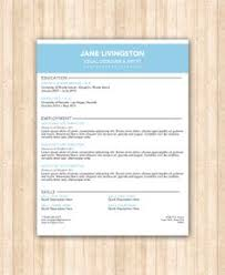 Resume Templates For Jobs The Smith Design Professional Resume Template Instant Download
