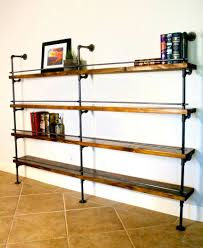 Modular Bookshelf by Fascinating Industrial Book Shelf 82 Industrial Bookshelf With