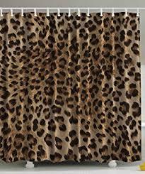 Zebra Print Bathroom Ideas Colors Amazon Com Leopard Print Bathroom Accessories Set Personalized