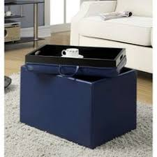 furniture aweome interior black leather table with storage on the