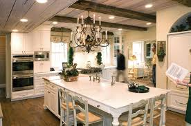 One And Three Chair Dream Kitchens