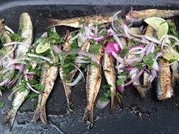 cuisine plancha facile cuire des sardines à la plancha recette estivale