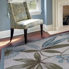 Tropical Design Indoor Tropical Area Rugs