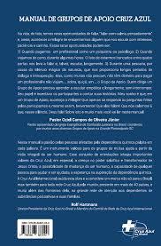 manual de grupos de apoio cruz azul livraria cruz azul no brasil