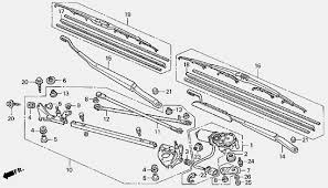 wiper blades for 2000 honda accord windshield wipers not moving clicking sound honda tech honda