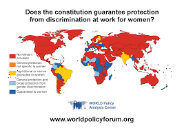 Corruption Map Twitter Chat What Are The Barriers To Global Gender Equality