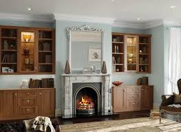 Fitted Living Room Furniture Fitted Living Room Furniture In Oak Made To Measure Lounge With