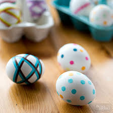 How To Decorate Boiled Eggs For Easter 8 Simple Easter Egg Decorating Hacks