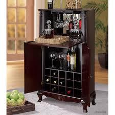 Jenlea Shoe Storage Cabinet Jenlea 15 Bottle Wine Bar Walmart