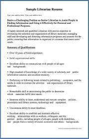 sle librarian resume 110 best promote your teaching skills