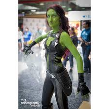 Gamora Costume Gamora By Moe Hunt U2013 Facepaint Com