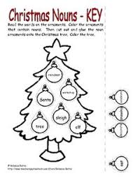 christmas word scramble worksheet christmas pinterest