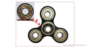 android spinner exle 2 81 replacement 608 silicon nitride bearing for fidget