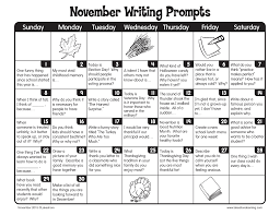 Thanksgiving Writing Prompts First Grade November Writing Prompts From Lakeshore Learning Writing