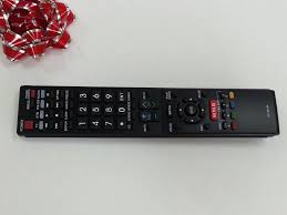 sharp remote control replacement for f40v87c fast r079 ebay