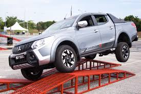 triton mitsubishi 2016 2016 mitsubishi triton flaunts breadth of talents at the extra