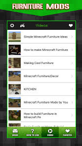 new furniture mods pocket wiki u0026 game tools for minecraft pc