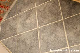cleaning grout secret tip happy home fairy