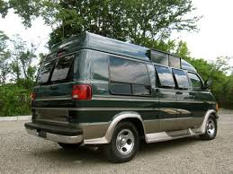 used dodge conversion vans sell used no reserve 2003 dodge ram 1500 hi top wheelchair lift