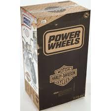 Harley Davidson Patio Lights by Fisher Price Power Wheels Harley Davidson Cruiser 12v Battery