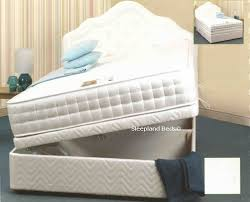 soft memory foam ottoman storage divan bed 5ft kingsize tranquility