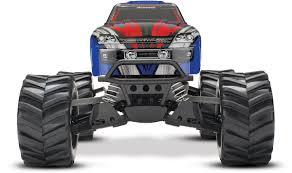 monster jam traxxas trucks stampede 4wd brushed rc monster truck
