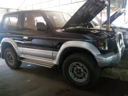 mitsubishi cars 2003 mitsubishi pajero 2003 car for sale cebu tsikot com 1