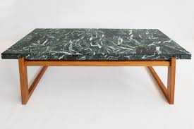 Marble Coffee Table Green Marble Coffee Table 1960s For Sale At Pamono