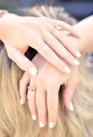 how to get the perfect white manicure u2013 great photo blog about