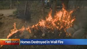 Fires Near Denver Map by Wall Fire Burns More Than 2700 Acres And Destroys At Least 10