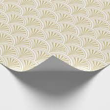 gold wrapping paper gold and white wrapping paper zazzle