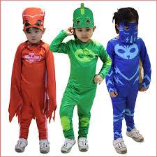 aliexpress buy pj masks cosplay costume halloween birthday
