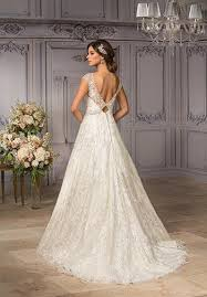 jasmine couture t182007 wedding dress the knot