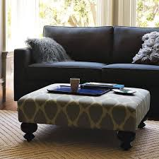 Print Ottoman Guest Picks O Is For Ottoman