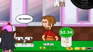 jeux de cuisine papa cupcakeria papa s cupcakeria jeu de restaurant sur jeux gratuits com