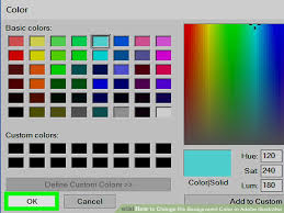 how to change the background color in adobe illustrator 14 steps