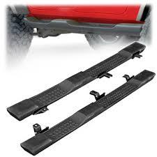 mopar side steps for jeep wrangler unlimited side guards steps mopar mp 82210565 mopar factory