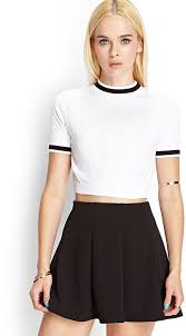 forever 21 cropped knit sweater where to buy how to wear