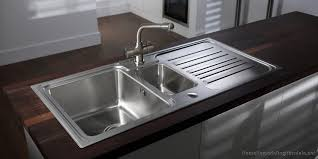 sinks kitchen sinks types choosing a new kitchen sink if you are