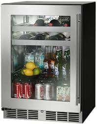 under cabinet beverage refrigerator perlick hc24bb33l 24 inch built in undercounter beverage center with
