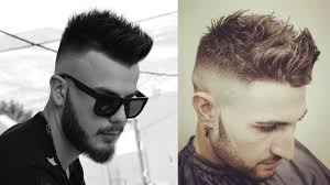 latest trending hairstyles for men 2017 2018 best trendy