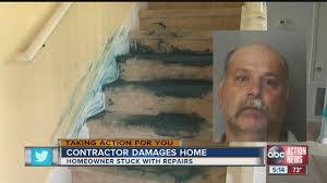 contractor disaster a paint job gone horribly wrong youtube