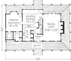vernacular cottage j dean winesett southern living house plans