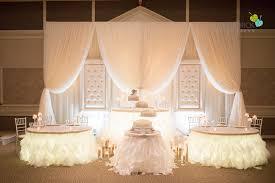 Table Wedding Decorations Wedding Head Table Setup 4272