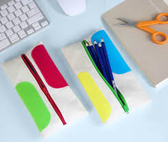 diy pencil case how to make a pencil pouch fiskars