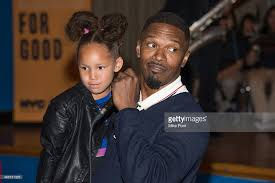 actor foxx and annalise bishop foxx attend the amazing picture id486721525