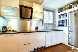 cuisine ouverte surface cuisine surface cuisine ouverte avec hotte inclinace