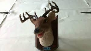 deer head buck sing sweet home alabma youtube